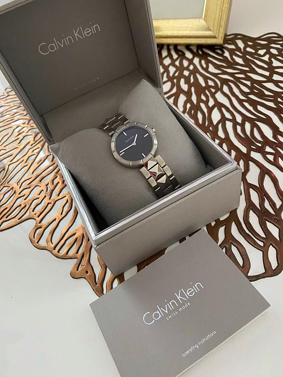 Jauns Calvin Klein pulkstenis - origināls